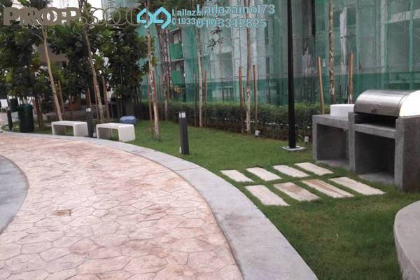 For Rent Condominium at Mutiara Ville, Cyberjaya Freehold Semi Furnished 3R/2B 1.9k