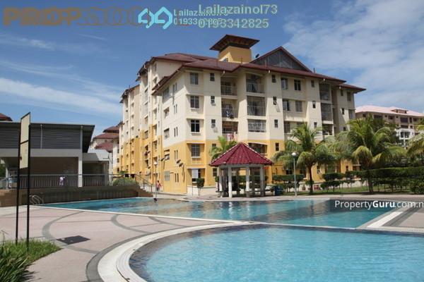 For Sale Apartment at Bayu Villa, Klang Freehold Unfurnished 3R/2B 300.0千