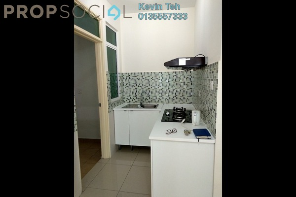 For Sale Condominium at Metropolitan Square, Damansara Perdana Freehold Semi Furnished 2R/2B 690k