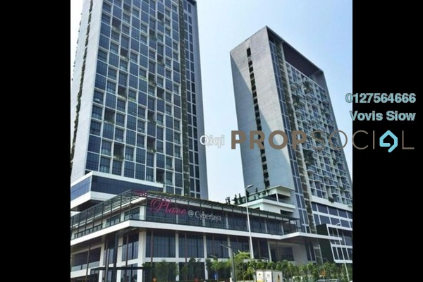 For Sale Condominium at The Place, Cyberjaya Freehold Unfurnished 3R/2B 330k