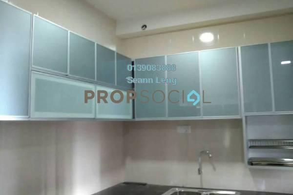 For Rent Condominium at Sentul Rafflesia, Sentul Freehold Fully Furnished 3R/2B 2.7k