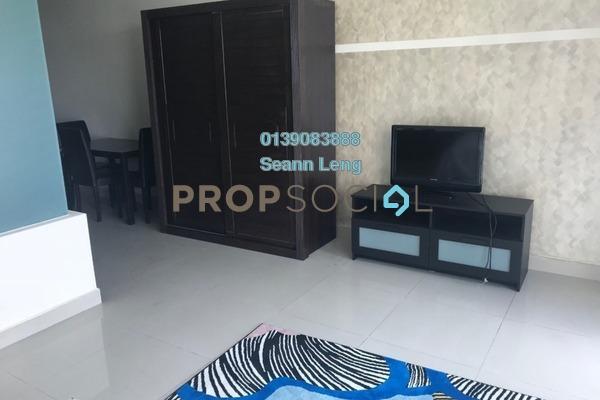 For Rent Condominium at Ritze Perdana 2, Damansara Perdana Freehold Fully Furnished 1R/1B 1.3k