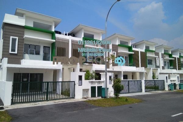 For Sale Superlink at Jade Hills, Kajang Leasehold Unfurnished 4R/4B 573k