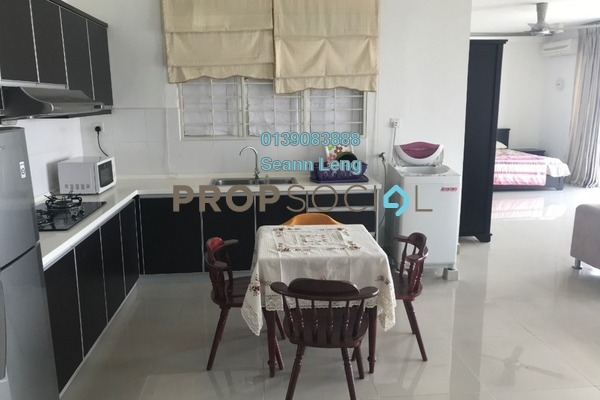 For Rent Condominium at Ritze Perdana 2, Damansara Perdana Freehold Fully Furnished 1R/1B 1.8k