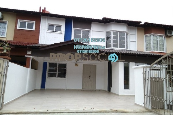 For Sale Superlink at Bandar Sunway Semenyih, Semenyih Freehold Unfurnished 4R/4B 488k