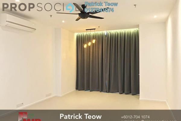 For Rent SoHo/Studio at Arcoris, Mont Kiara Freehold Semi Furnished 1R/1B 2.6k