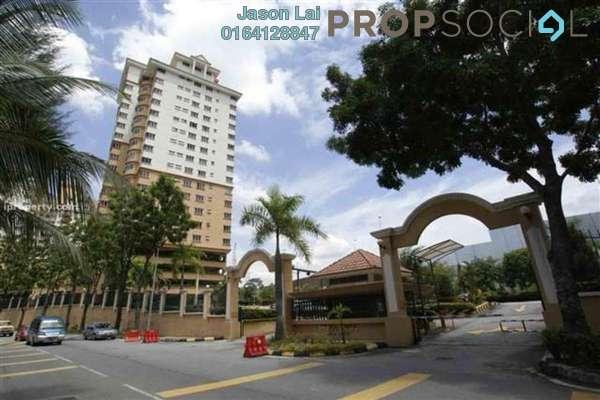 For Rent Condominium at Duta Ria, Dutamas Freehold Fully Furnished 3R/2B 1.7k