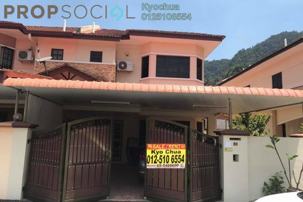 For Sale Semi-Detached at Sunway City Ipoh, Tambun Freehold Semi Furnished 4R/3B 588k