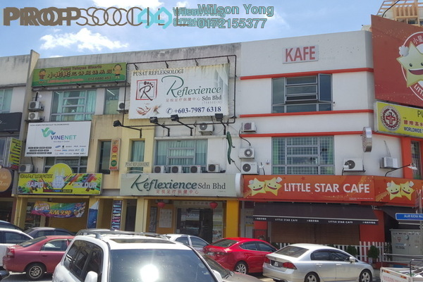 For Sale Shop at Kuchai Entrepreneurs Park, Kuchai Lama Freehold Fully Furnished 0R/4B 2.2m