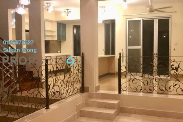 For Rent Villa at Villa Aseana, Mont Kiara Freehold Semi Furnished 5R/6B 9k
