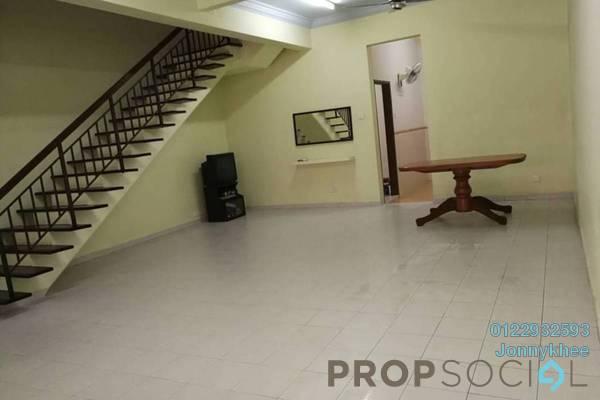 For Rent Terrace at Taman Prima Impian, Segambut Freehold Semi Furnished 4R/3B 1.8k