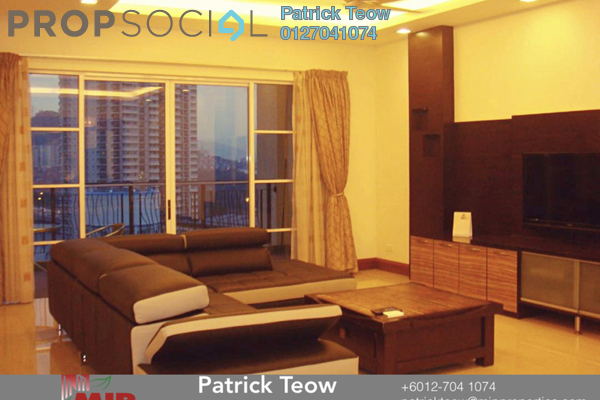For Rent Condominium at Mont Kiara Aman, Mont Kiara Freehold Fully Furnished 3R/3B 6k