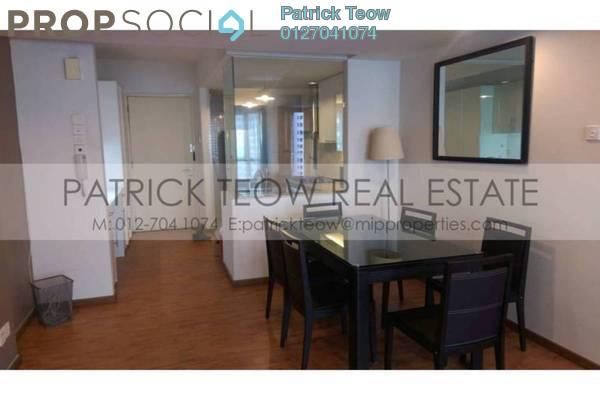 For Rent Condominium at i-Zen Kiara I, Mont Kiara Freehold Fully Furnished 2R/2B 3k
