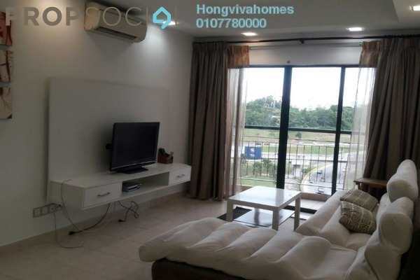 For Sale Condominium at Changkat View, Dutamas Freehold Fully Furnished 3R/2B 590k