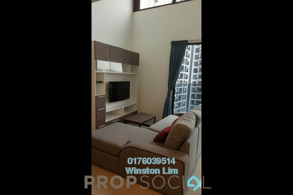 For Rent Condominium at D'Latour, Bandar Sunway Freehold Fully Furnished 1R/1B 850translationmissing:en.pricing.unit