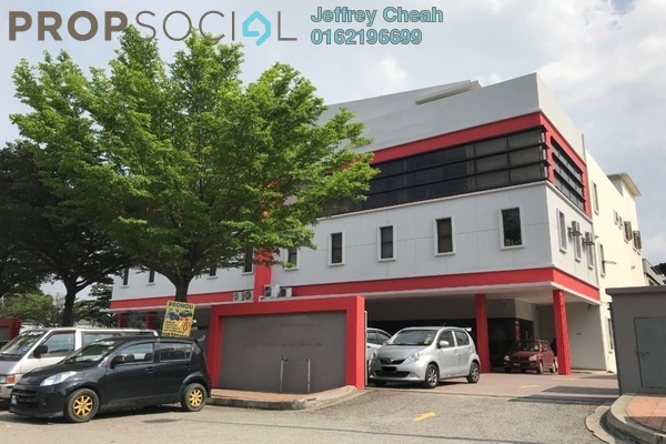 For Sale Factory at Section 51A, Petaling Jaya Leasehold Semi Furnished 0R/0B 8.5m