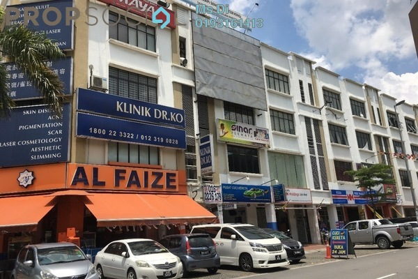 For Sale Shop at TSB Commercial Centre, Sungai Buloh Freehold Unfurnished 0R/0B 5.5m