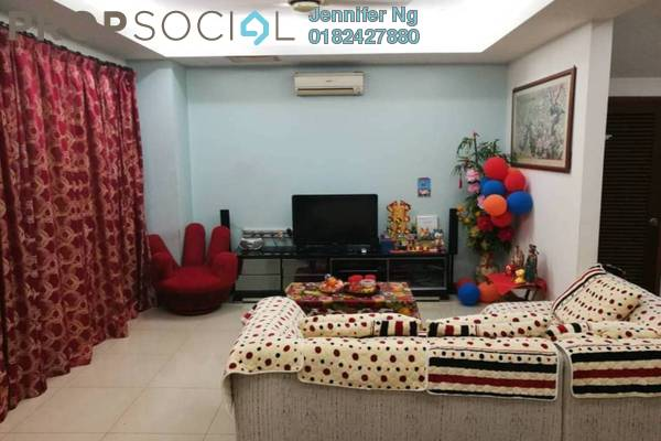 For Sale Terrace at Spira, Alam Impian Freehold Fully Furnished 4R/4B 759k