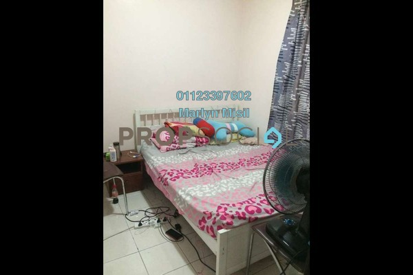 For Rent Condominium at Astaka Heights, Pandan Perdana Freehold Fully Furnished 3R/2B 1.6k