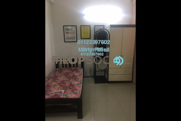 For Rent Condominium at Indah Villa, Bandar Sunway Freehold Fully Furnished 0R/1B 600translationmissing:en.pricing.unit