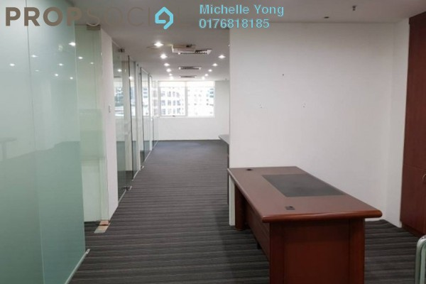 For Rent Office at Wisma UOA II, KLCC Freehold Semi Furnished 4R/2B 4.83k