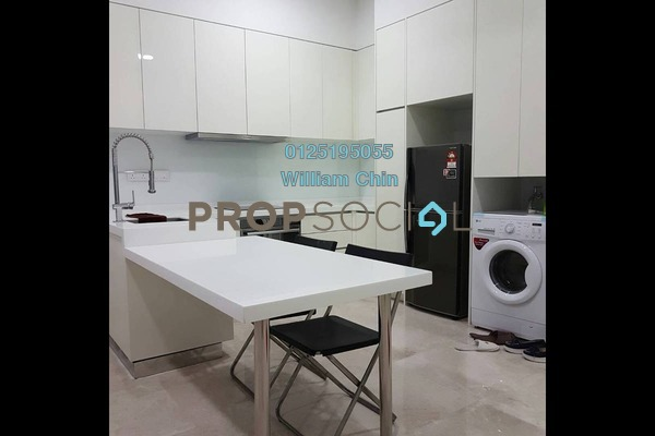 For Rent Condominium at Vogue Suites One @ KL Eco City, Mid Valley City Freehold Fully Furnished 1R/1B 2.3k