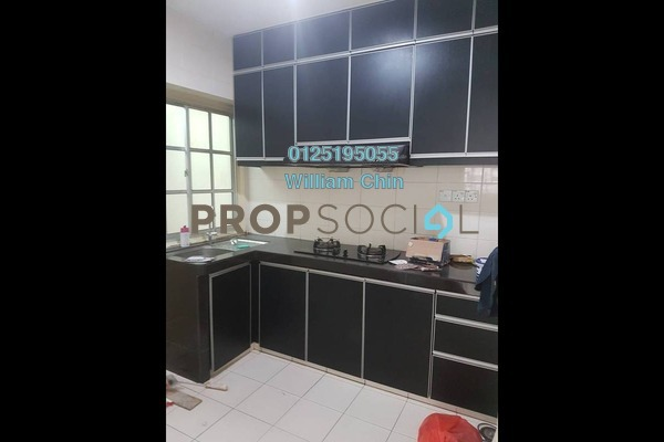 For Rent Condominium at Sentul Utama Condominium, Sentul Freehold Semi Furnished 3R/2B 1.4k