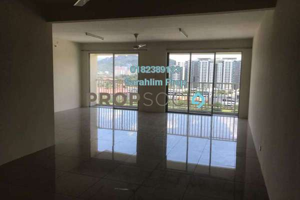 For Rent Condominium at Platinum Lake PV16, Setapak Freehold Unfurnished 3R/2B 1.8k