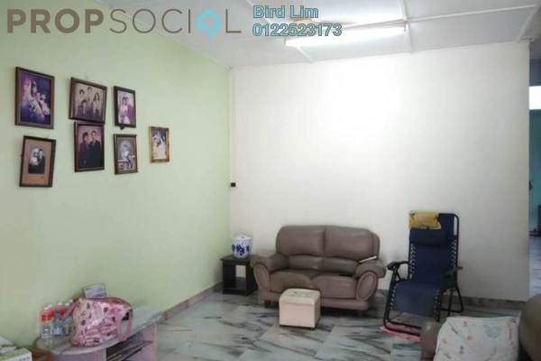 For Sale Terrace at Salak South Garden, Sungai Besi Freehold Semi Furnished 3R/2B 608k