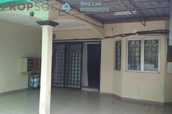 For Sale Terrace at Taman Bukit Mewah, Kajang Freehold Semi Furnished 4R/3B 848k