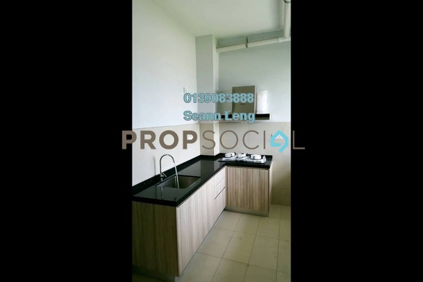 For Rent Condominium at LaCosta, Bandar Sunway Freehold Semi Furnished 3R/3B 2.9k