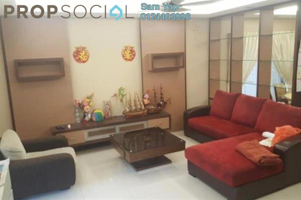 For Rent Terrace at Taman Festival, Pulau Tikus Freehold Fully Furnished 5R/4B 2.8千