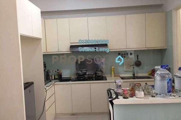 For Rent Condominium at Setapak Green, Setapak Freehold Fully Furnished 4R/3B 2k