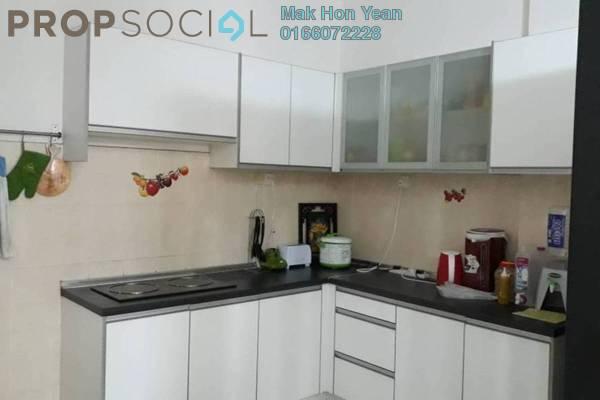 For Sale Apartment at Avilla, Bandar Puchong Jaya Freehold Semi Furnished 3R/2B 478k
