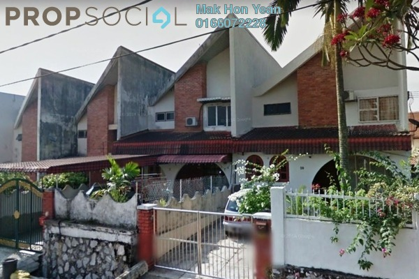 For Sale Terrace at SS17, Subang Jaya Freehold Semi Furnished 4R/3B 875k