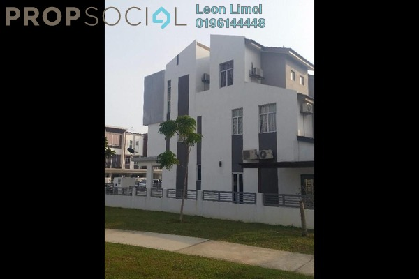 For Sale Townhouse at PU2, Bandar Puchong Utama Freehold Unfurnished 3R/3B 480k