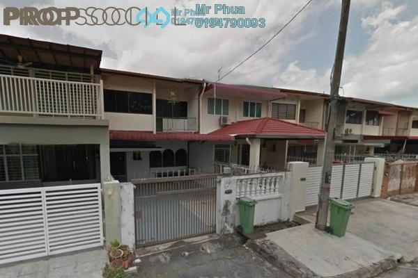For Rent Condominium at Jalan Air Itam, Air Itam Freehold Unfurnished 4R/2B 1.5k