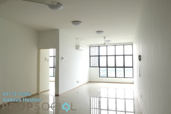 For Rent Serviced Residence at Vista Alam, Shah Alam Freehold Semi Furnished 3R/2B 1.8k