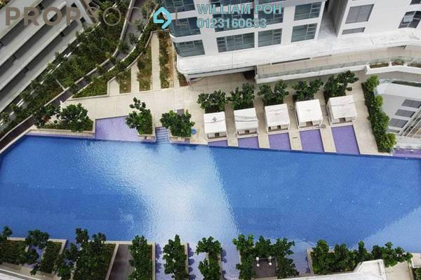 For Sale Condominium at The Robertson, Pudu Freehold Fully Furnished 1R/1B 915k