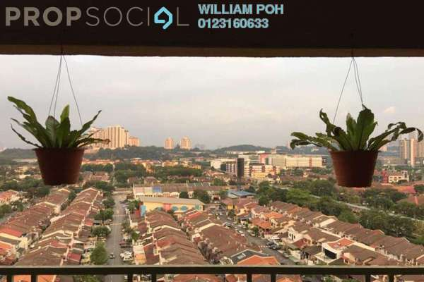 For Rent Condominium at Palmville, Bandar Sunway Freehold Fully Furnished 3R/2B 3.0千