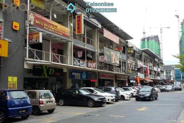 For Rent Shop at Plaza Crystalville, Setapak Freehold Semi Furnished 0R/0B 5.5k