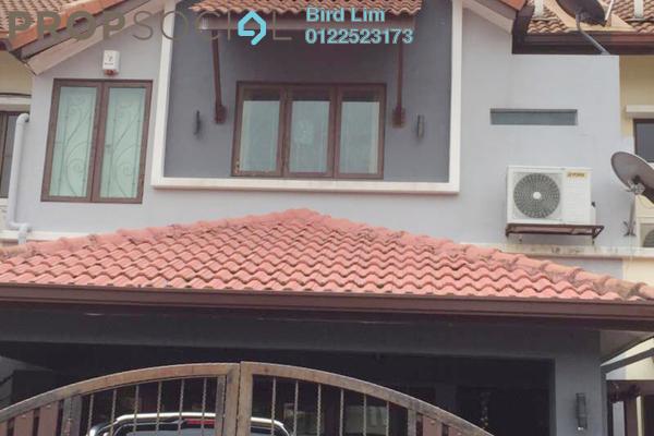 For Sale Terrace at BK5, Bandar Kinrara Freehold Semi Furnished 4R/3B 1.04m
