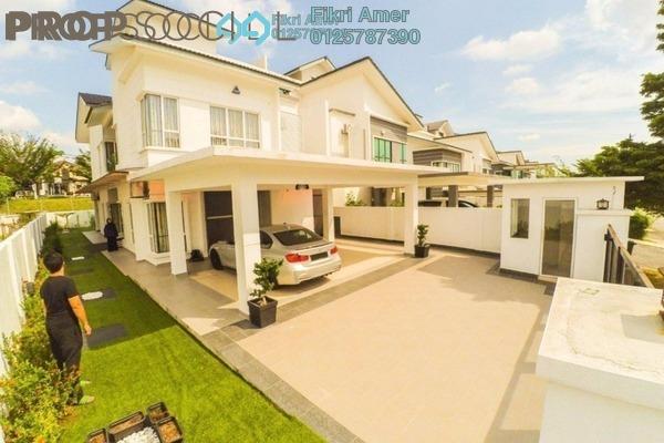 For Sale Semi-Detached at Ramal Residence, Kajang Freehold Semi Furnished 5R/6B 1.8m
