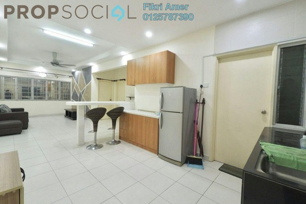 For Sale Condominium at Mewah 9 Residence, Kajang Freehold Semi Furnished 3R/2B 295k