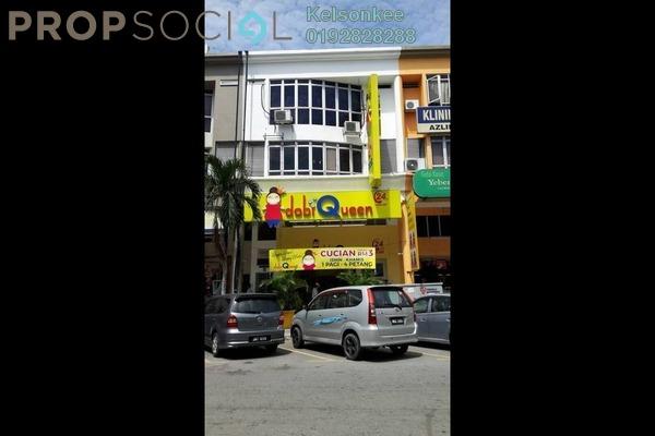 For Rent Shop at Medan Idaman, Setapak Freehold Unfurnished 0R/0B 1.7k