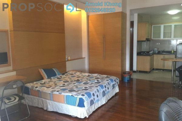 For Rent Condominium at The Heritage, Seri Kembangan Freehold Fully Furnished 0R/1B 1.6k