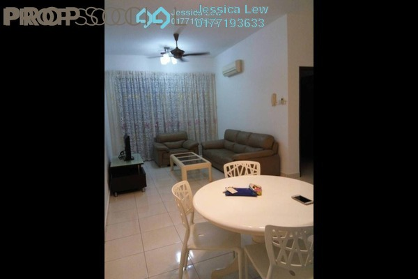 For Sale Serviced Residence at Casa Tiara, Subang Jaya Freehold Fully Furnished 3R/2B 550k