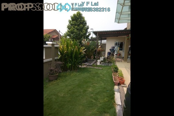 For Sale Terrace at Taman Sungai Sering, Batu 9 Cheras Freehold Semi Furnished 6R/5B 1.48m