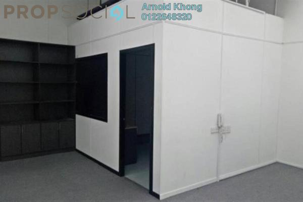 For Rent Shop at Seksyen 9, Bandar Mahkota Cheras Freehold Semi Furnished 4R/0B 1.95k