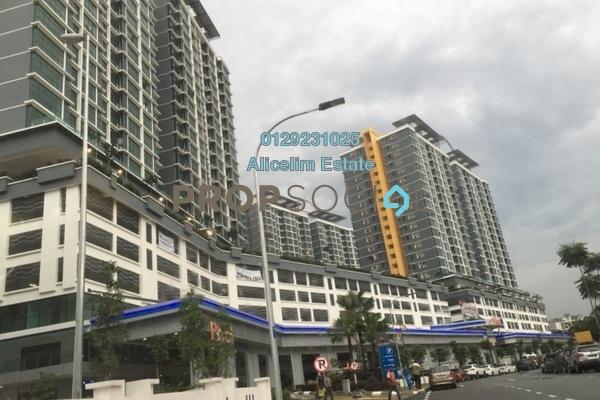 For Rent SoHo/Studio at Vista Alam, Shah Alam Freehold Semi Furnished 1R/1B 700translationmissing:en.pricing.unit